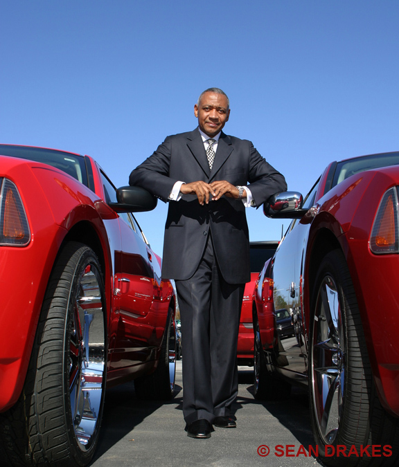 Daryl Ford, GM, Stone Mountain Ford.