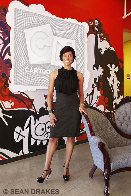 Brenda Freeman, CMO, Cartoon Network.
