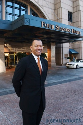 Dan Normandin, GM, Four Seasons Atlanta.