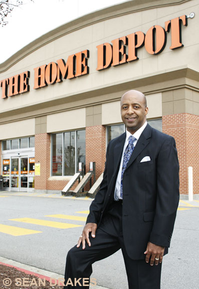 Marvin Ellison, EVP, Home Depot.