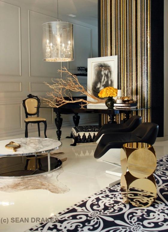 Designer: Michel Boyd - Bisaza tile
