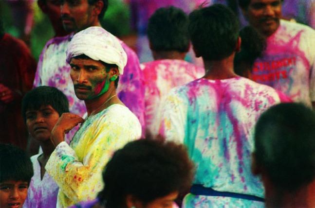 Holi Festival.