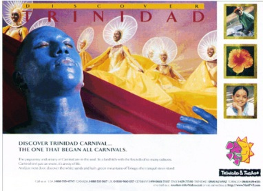 McCann-Erickson Advertising for Trinidad Tourism