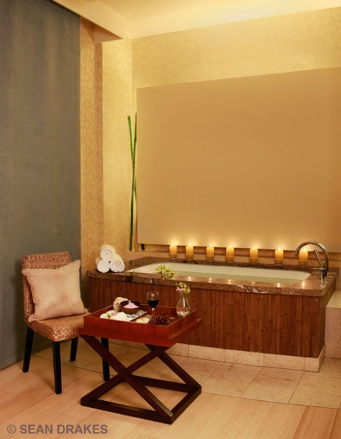 spa Esencia at Hyatt Regency.