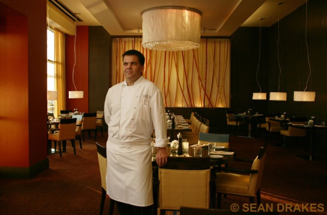 Fernando Franco, Executive Chef at Waterfront.