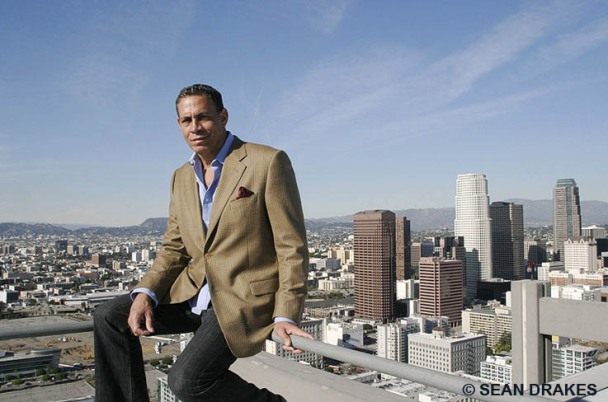 Brad Johnson, manager, Windows Los Angeles.