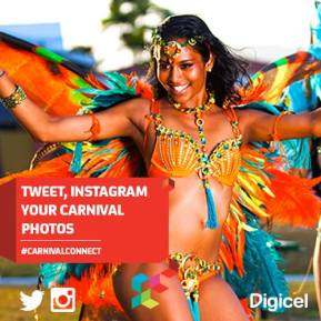 Getty Images for Digicel.