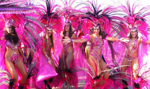 Trinidad Carnival.