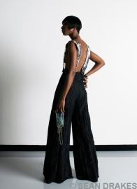 Trousers: Claudia Pegus.