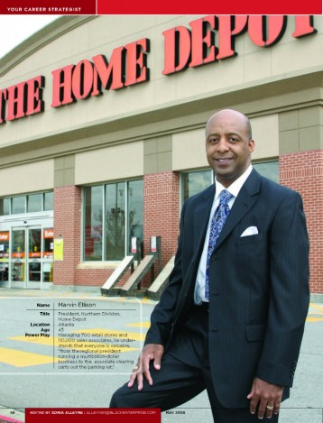 Marvin Ellison, EVP, The Home Depot