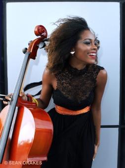 Musician Wasia Ward.