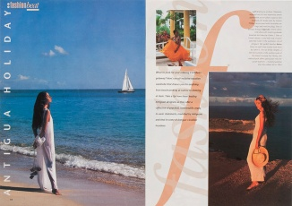 'Antigua Holiday' for Caribbean BEAT